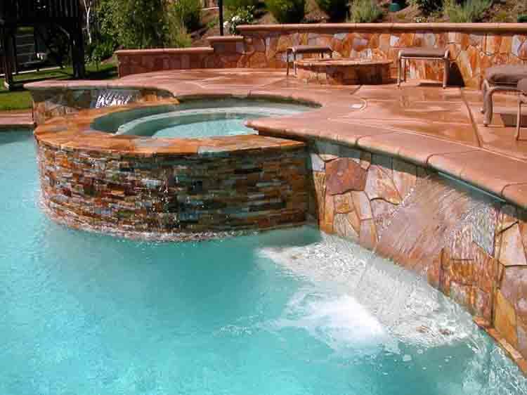 Custom Pool And Spa Construction